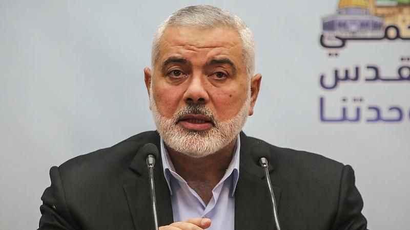 Hamas lideri Heniyye'den bayram tebriği