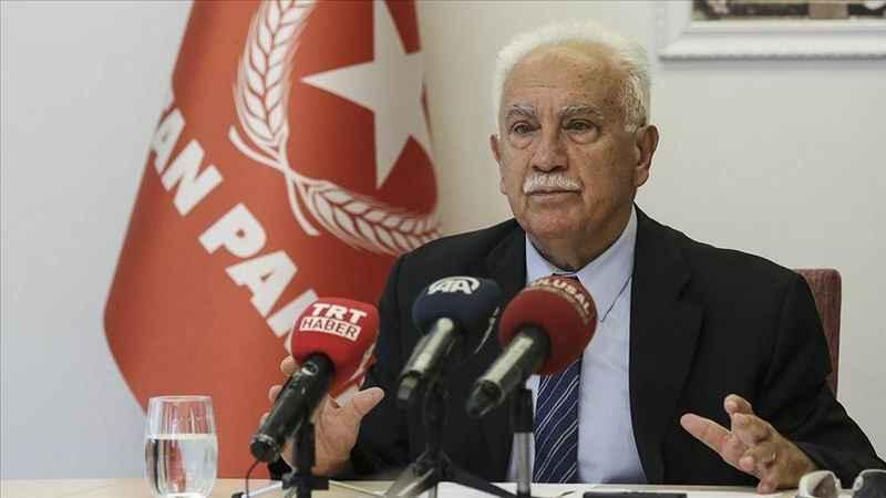 """Kenan Alpay, hükümeti Perinçek üzerinden eleştirdi: """"Maocu Fabrikatör"""""""