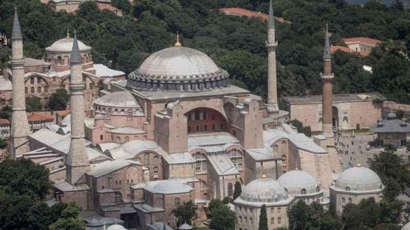 Bulgar Ortodoks Kilisesi'nden Ayasofya hazımsızlığı!