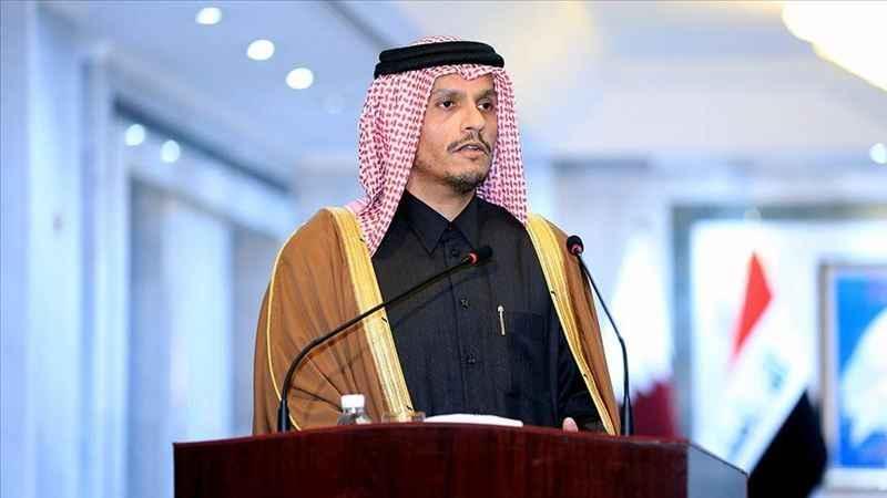 Katar: Filistin'e desteğe devam edeceğiz
