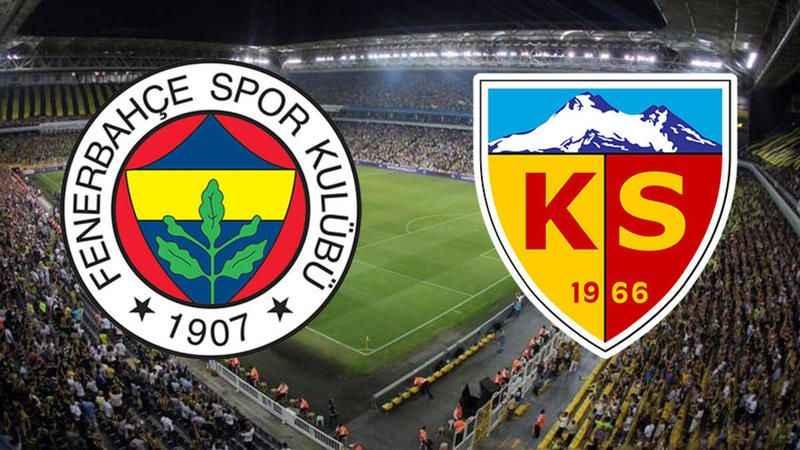 Kanarya sahalara dönüyor! Fenerbahçe-Kayserispor maçı muhtemel 11'ler