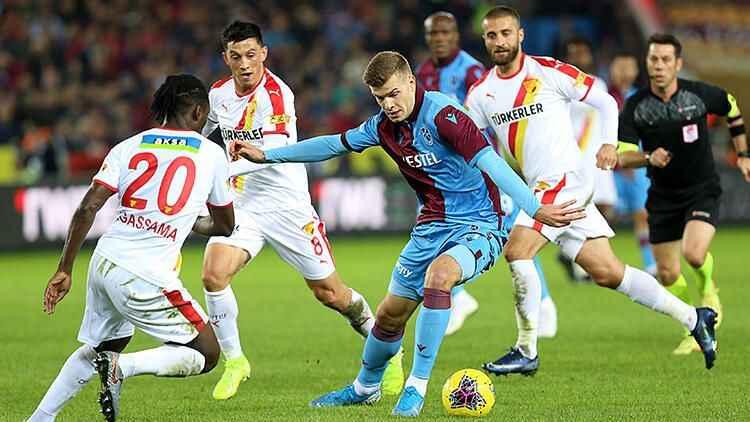 Lider sahaya çıkıyor! Göztepe-Trabzonspor maçı saat kaçta?