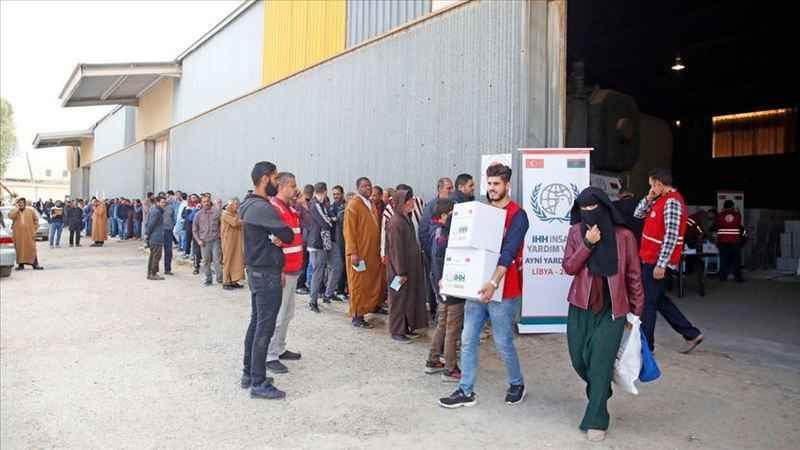İHH'dan Libya için 'acil yardım' kampanyası