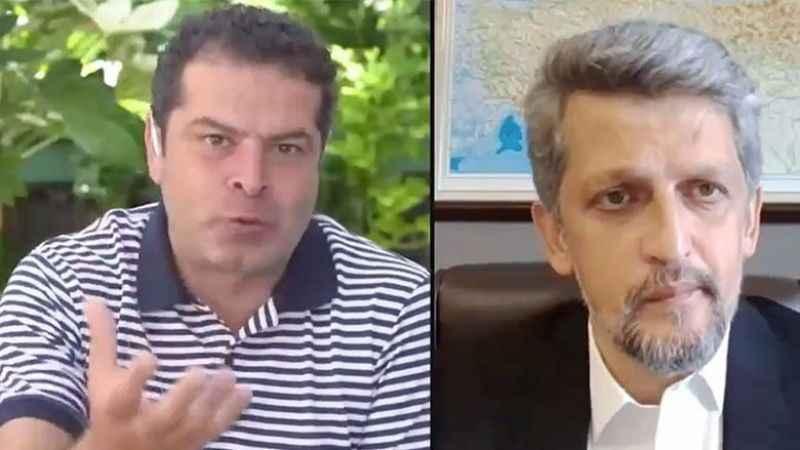 Cüneyt Özdemir sordu HDP'li Garo Paylan üç kere yanıtsız bıraktı!