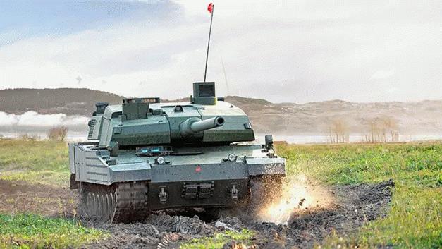 Altay Tanki Aksakliklarin Ardindan Uretimi Basladi Ekonomi Haberleri