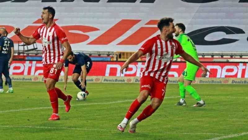 Antalyaspor, on üç yıl sonra tekrar o seriyi yakaladı!