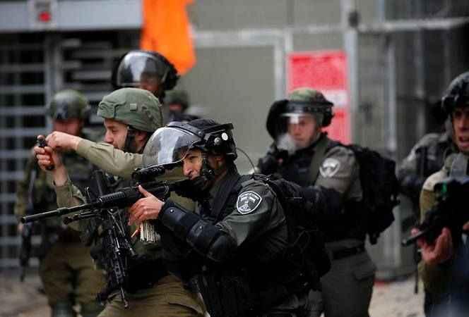 İşgal güçleri ilhak planını protesto eden 9 Filistinliyi yaraladı