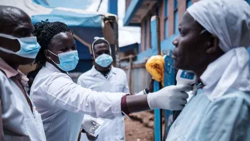 Afrika'da koronavirüs vakaları ve ölümleri çoğalıyor