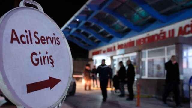 Konya'da yüz işçi zehirlenme şüphesiyle hastaneye kaldırıldı!
