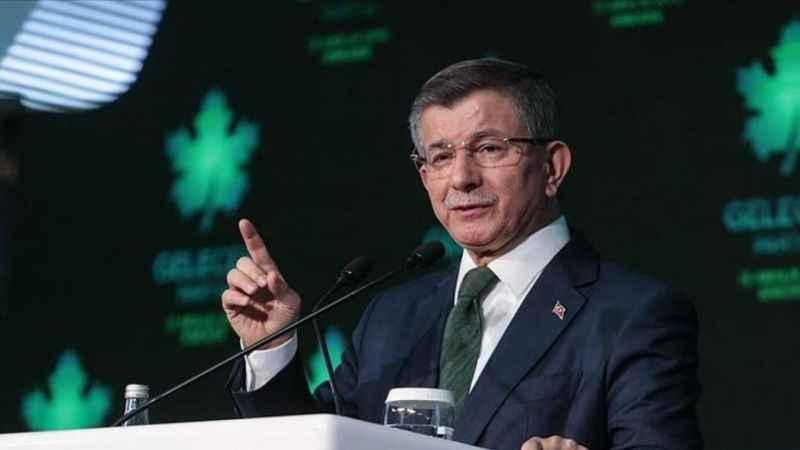 """Davutoğlu'ndan Erdoğan'a ekonomi eleştirisi! """"Palavra"""""""