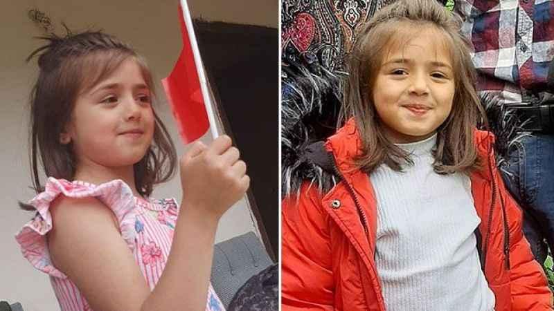 Giresun'da kayıp 7 yaşındaki İkranur aranıyor