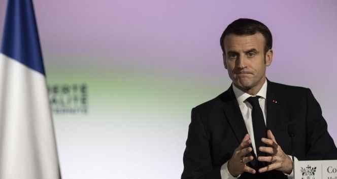 Macron'un partisi büyükşehirleri kaybetti