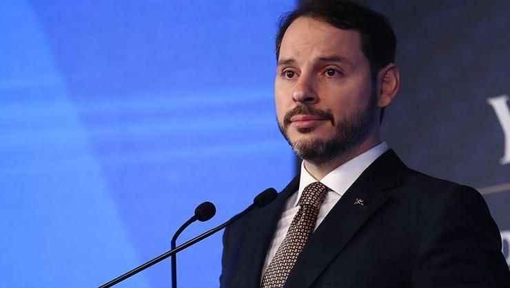 Bakan Albayrak'tan doğal gaz indirimi açıklaması