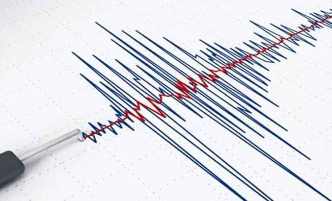 Son depremler: Ege Denizi'nde deprem meydana geldi! Deprem mi oldu