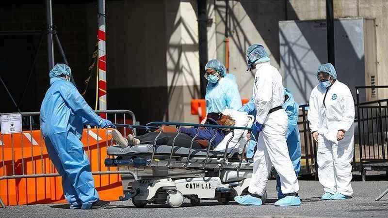 Korkutan uyarı! Günlük ''koronavirüs vaka artışı 100 bini bulabilir''