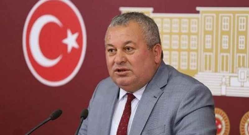 MHP'li Cemal Enginyurt'tun iftirasına tepki yağdı