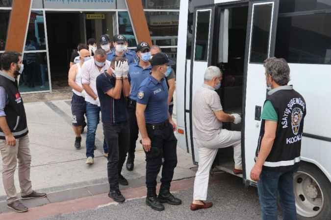 Çok sayıda firmayı dolandıran nakliyecilerden 5'i tutuklandı