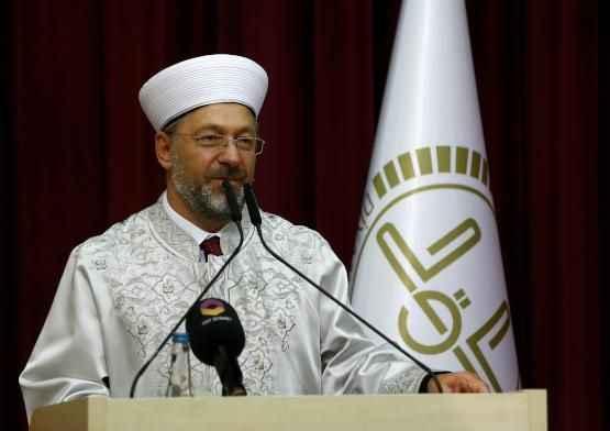 Diyanet İşleri Başkanı Ali Erbaş'tan 'Ayasofya Camii' açıklaması