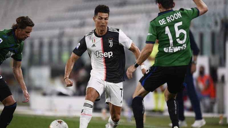 Atalanta kaçtı, Ronaldo yakaladı! İşte Juventus - Atalanta maç sonucu