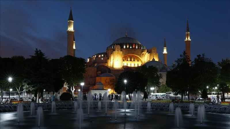 Umman Müftüsünden Türk halkına Ayasofya tebriği
