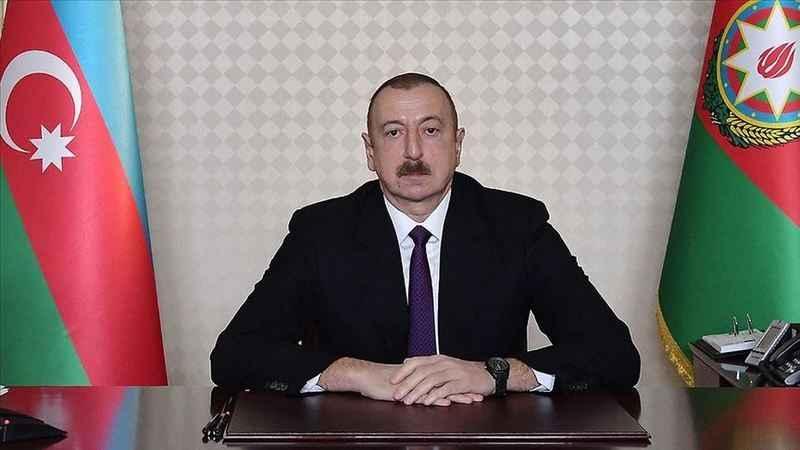 Azerbaycan Cumhurbaşkanı Aliyev