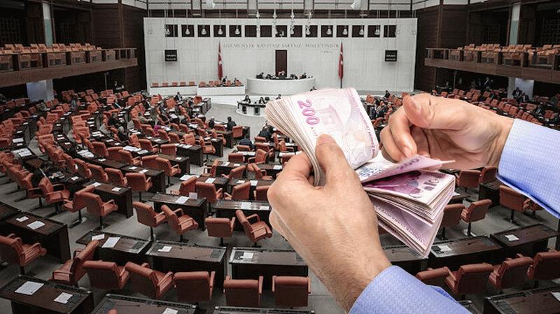 Saadet Partisi'nden asgari ücretten vergi alınmaması için kanun teklifi