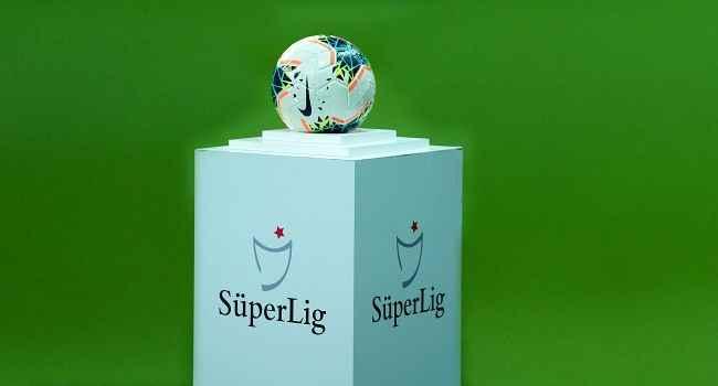 Süper Lig'de program değişti