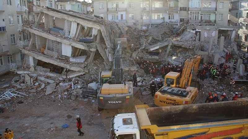 Elazığ'daki inşaat ihalesi yabancıya gitmedi!