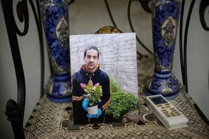 Filistinli gözü yaşlı anne adalet arıyor!