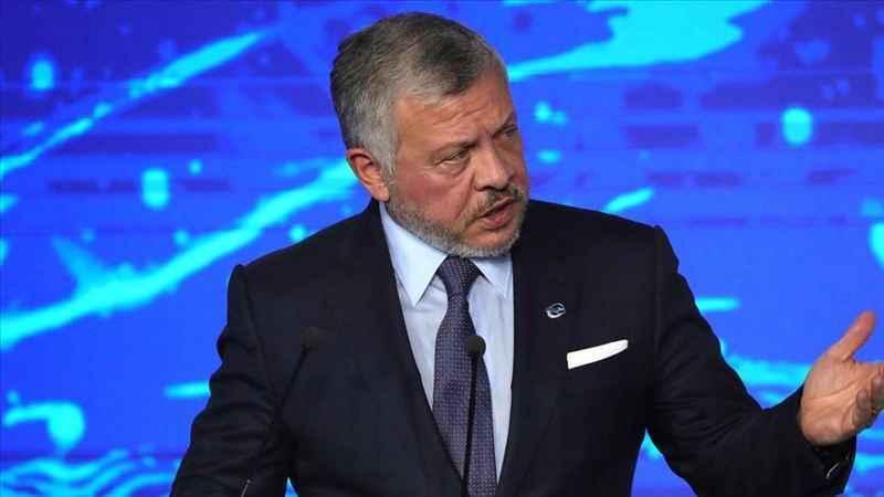 Kral Abdullah'tan İsrail'e ilhak tepkisi: Sonuçları korkunç olur!