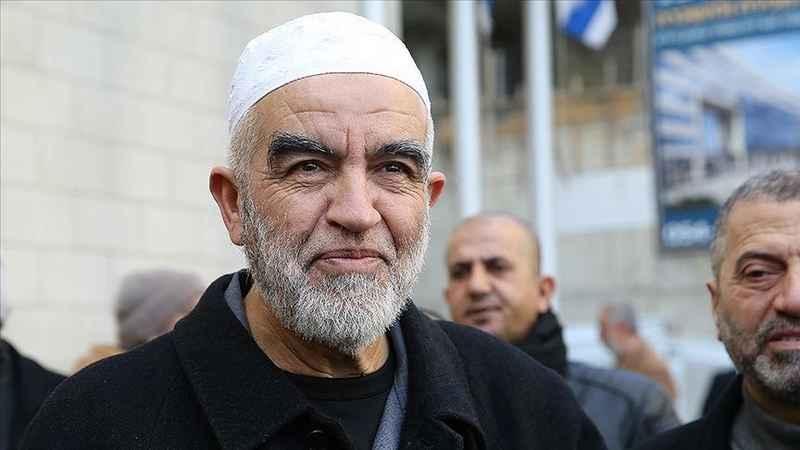 İşgalci İsrail'den 28 ay hapis cezası! Şeyh Raid Salah'tan açıklama