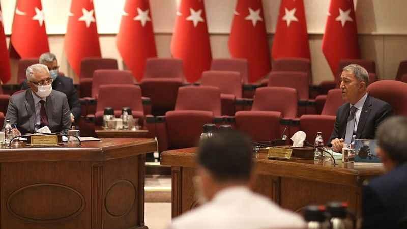 Türkiye-Azerbaycan arasında kritik görüşme! Ramiz Tahirov Türkiye'de