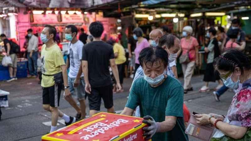 Çin'de 16 yeni koronavirüs vakası tespit edildi