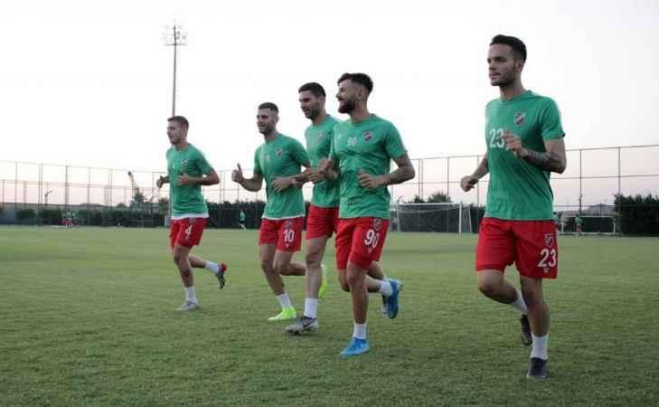 Kaf Kaf, Play-off'a hazırlanıyor