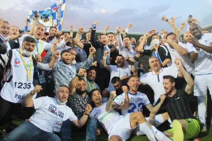 İşte Erzurumspor'un TFF 1. Lig karnesi