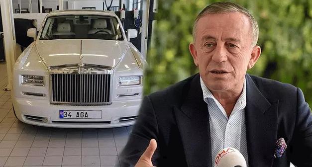 Ali Ağaoğlu'na büyük şok! Lüks otomobilini fareler kemirdi