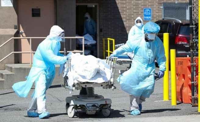 ABD'de Kovid-19 salgınında ölenlerin sayısı yükseliyor