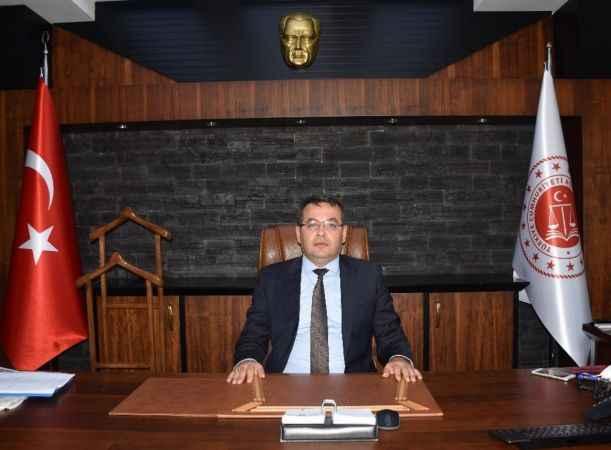 Adana Cumhuriyet Başsavcısı Bilal Gümüş göreve başladı
