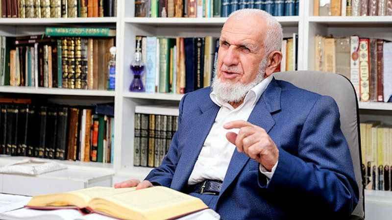 Prof. Dr. Cevat Akşit Hocaefendi