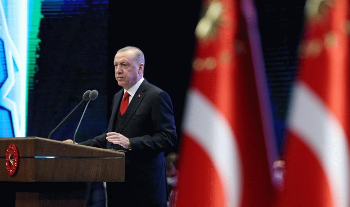 Erdoğan: Her türlü değişime açığız, inatlaşmaya gitmeyeceğiz