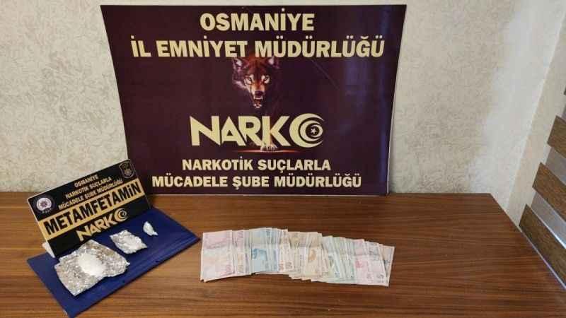 Osmaniye'de torbacı operasyonunda 6 tutuklama