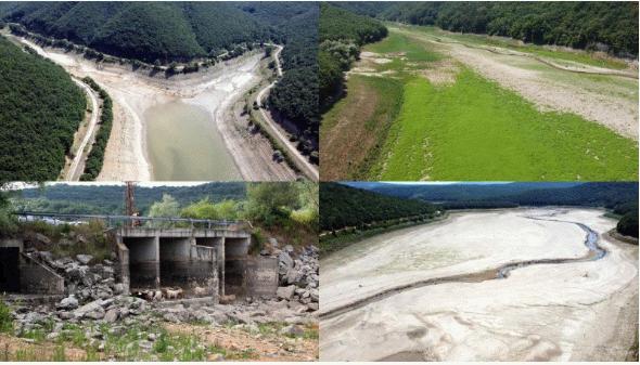 İstanbul'un su ihtiyacını karşılayan Trakya'daki barajlarda son durum!