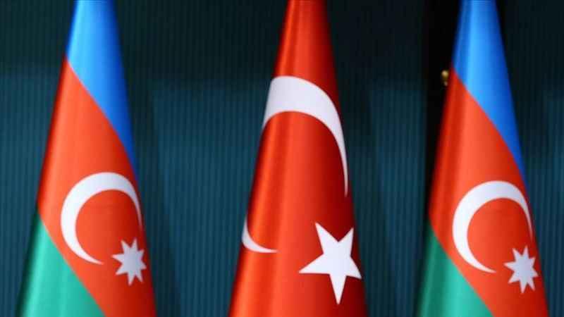 Azerbaycan'dan Türkiye'ye kardeş teşekkürü!