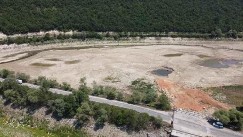 Trakya barajları SOS veriyor! İstanbul'un su ihtiyacını karşılıyorlar