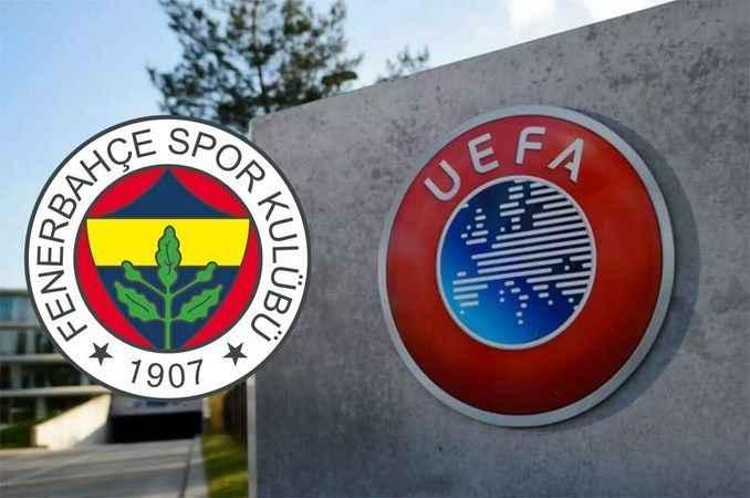 UEFA'danFenerbahçe'ye şok ceza!