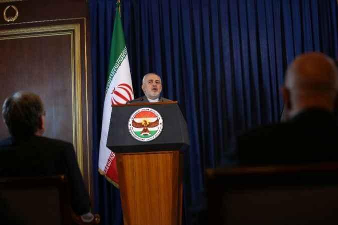 """İran Dışişleri Bakanı Zarif duyurdu! """"Çin ile anlaşmaya yakınız"""""""