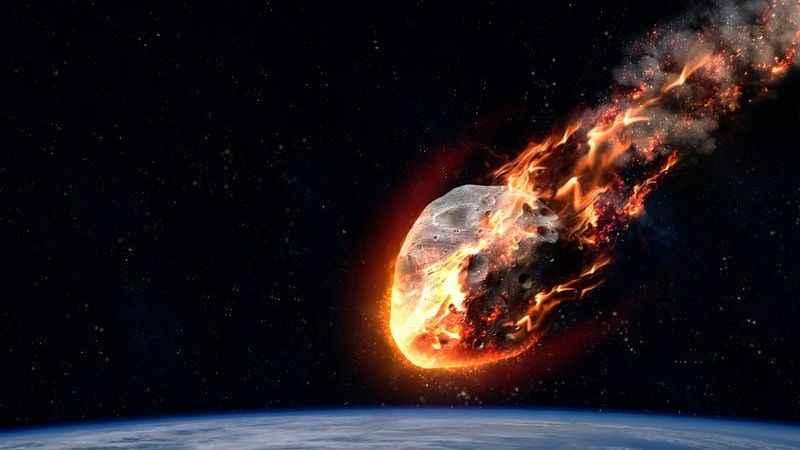NASA'dan göktaşı uyarısı! 48 bin km hızla dünyaya yaklaşıyor...