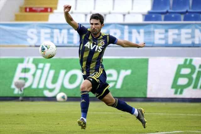 Fenerbahçe, Hasan Ali Kaldırım'la yeniden anlaşma sağladı