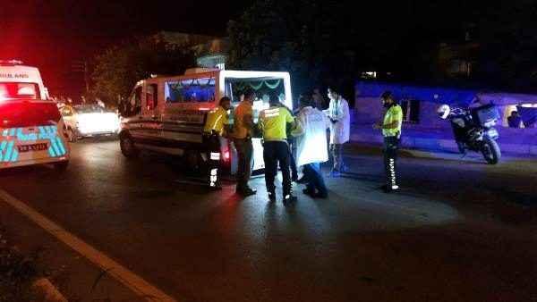 Osmaniye'de anne ve kızının acı kazası!