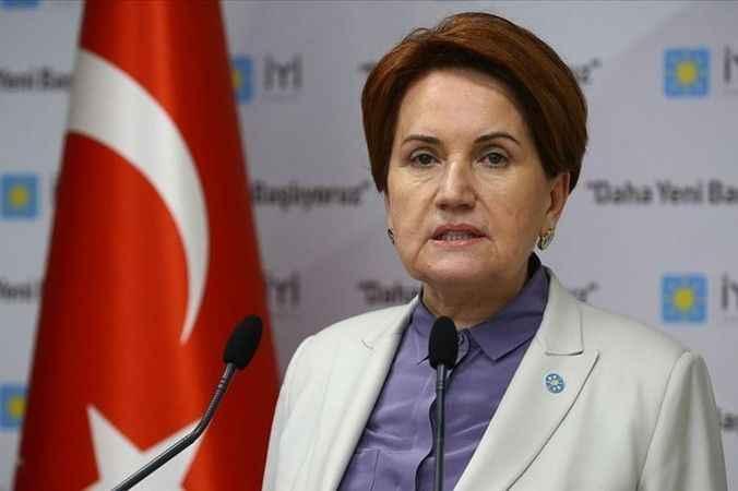 Meral Akşener, Ayasofya'daki programa katılamıyor